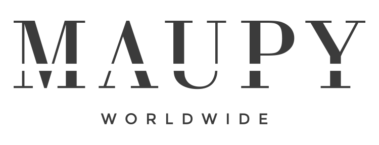 Logo Maupy Worldwide
